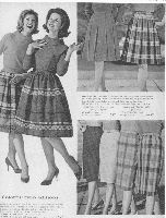 Sears Clothing Catalog - 1960/61