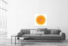 "Artist Pietro Canali plays with the symmetry of fruit and nature in ""Tangerine"" https://www.talariagallery.com/art/tangerine.html?___SID=U #originalartforsale #talariagallery #artcollector #art #artforsale"