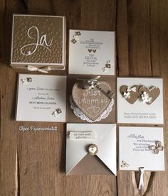 Money Gift/Explosion box/greeting card for wedding wood Heart – Wedding Gifts Wedding Boxes, Wedding Cards, Wedding Gifts, Wedding Ceremony, Explosion Box, Don D'argent, Card In A Box, Stampin Up, Exploding Box Card