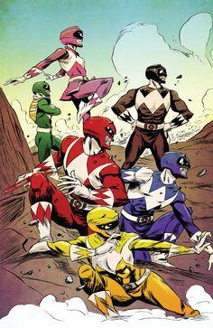 Power Rangers 03