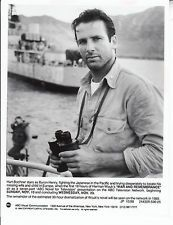 Hart bochner 7x9 publicity photo war and remembrance