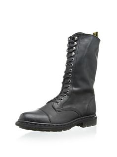41% OFF Dr. Martens Women's Bridge Boot (Black Darkened Mirage)