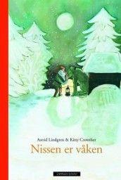 Nissen er våken av Astrid Lindgren (Innbundet)