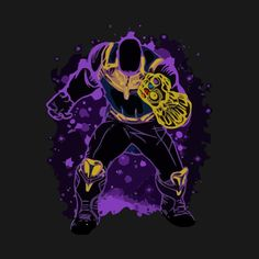 Shop Mad Titans thanos t-shirts designed by as well as other thanos merchandise at TeePublic. Marvel Art, Marvel Heroes, Marvel Avengers, Marvel Comics, Thanos Marvel, Marvel Drawings, Disney Drawings, Marvel Villains, Marvel Characters