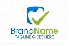 Logo for sale:  Dental Check Logo