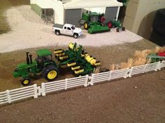 images on . Farm Images, Chevy Diesel Trucks, Toy Display, Farm Toys, Mini Farm, Gnome Garden, Farm Gardens, Displaying Collections, Miniature