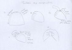 Enter the Ingénue: Making 1920's Turban inspired hat