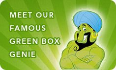 green box genie from rentagreenbox