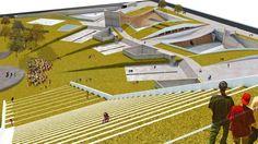 ENSAD – El espacio público como escenario