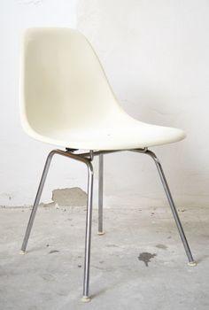 Eames DSX Chair - Hermann Miller