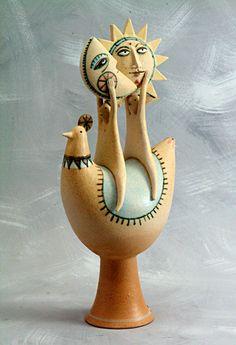 """""""Portatori d'astri"""" Ceramiche sonore / Sonorous ceramics"""