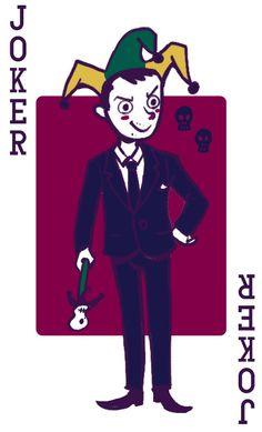 Moriarty - Joker
