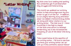 Pre Writing and Writing Skills