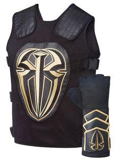 Roman Reigns Tactical Replica Vest Superman Punch Glove Costume-Gold - http://bestsellerlist.co.uk/roman-reigns-tactical-replica-vest-superman-punch-glove-costume-gold/