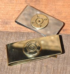 Money Clips by First Shot Jewelry. Beautifully by FirstShotJewelry, $35.00