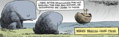 Where whales came from. #funny