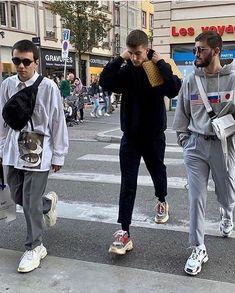 Fashion Mode, Urban Fashion, Trendy Fashion, Mens Fashion, Fashion Outfits, Fashion Styles, Fashion Clothes, Winter Fashion, Fashion Tips