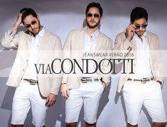 Produção de Moda e Catálogo para lojas Via Condotti