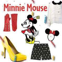 Easy Minnie Mouse Costume