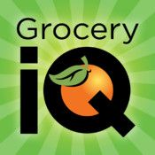 $0.00--Grocery iQ--Grocery shopping made quick and easy with the features you expect from the #1 grocery shopping list app. Build lists from our extensive product database using text, barcode, or voice search; sync and share lists with other devices and the GroceryiQ.com website; find related coupons and much more!