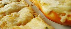 Copie a Receita de Pão de alho com queijo - Receitas Supreme
