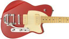 Reverend Guitars Updates the Charger 290   2014-11-18   Premier Guitar