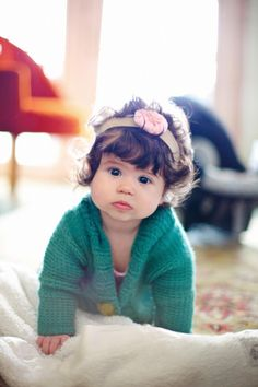 Beautiful baby girl on notwithoutsalt.com