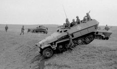 Sd.Kfz. 251/1 Ausf. C mittlerer Schützenpanzerwagen