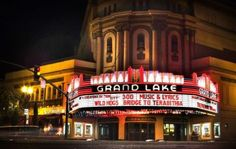 T.Hawk and the Grand Lake Theater