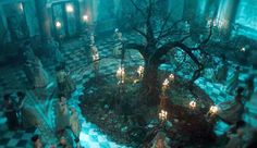 I just realized that if I ever wed, I would want a ballroom like this one.which is pretty ironic, as this is the ballroom at Lost Hope (the mansion of the Gentleman from Jonathan Strange and Mr Norrell) xD I love the atmosphere soo muuch though! Story Inspiration, Character Inspiration, Writing Inspiration, Fae Aesthetic, Dr Strange, Strange Magic, Midsummer Nights Dream, Practical Magic, Romance