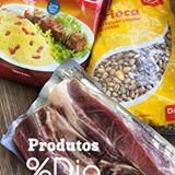 Oba vai rolar comida gostosa com os produtos da marca %Dia do @diasupermercado que chegaram por aqui. hummm carne de sol, farofa e feijão 😋Depois compartilho a receita com vc! #diasupermercado #juntosporumdiamelhor #supermercadodia #dia #produtosdia #marcadia #presskit
