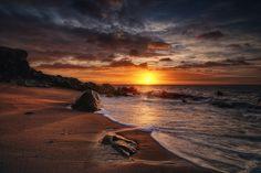 Sunrise by Antoine Daniel on 500px