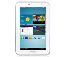 SAMSUNG Galaxy Tab 2 WiFi 8 Go P3110 - Blanc