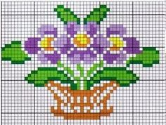 Ornament One Candle, bead pattern for loom or peyote Cross Stitch Boarders, Cat Cross Stitches, Mini Cross Stitch, Simple Cross Stitch, Needlepoint Stitches, Beaded Cross Stitch, Cross Stitch Designs, Cross Stitching, Cross Stitch Embroidery