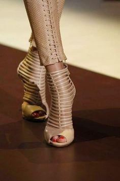 Yaz Sezonu Topuklu Ayakkabı Modelleri