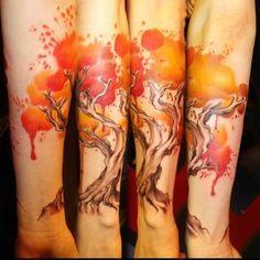 juniper tree tattoo - Google Search