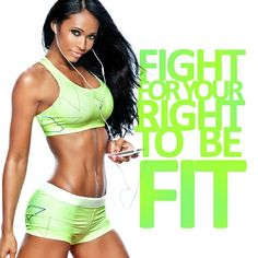 Pilar Sanders Right to Be Fit..Click for More Photos