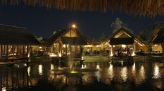 Dinner at Telaga Sampireun - BSD - Indonesia