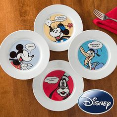 kiddos love disney... win  you get to pick what the comment bubbles say... double win!