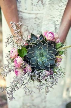 Beautiful Succulent Arrangements