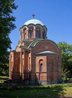 serbian churches | Serbian Orthodox Church of St Lazar 2