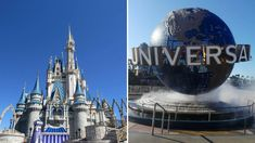 mundo disney y universal Universal Orlando, Viaje A Disney World, Walt Disney, Clouds, Travel, Parks, Trips, Simple, Money