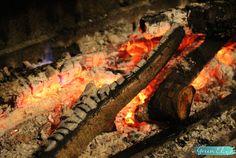 feu de bois cheminee aveyron blogeuse bio
