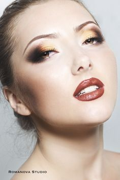 Ekaterina Kazimirskaya | Beauty #wedding #makeup