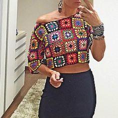 Maria Braga crochetemoda.blogspot.com/2015/03/ana-maria-braga-crochet-colorido.html?m=1