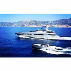 #PortHercule Cruising with the amazing M•¥ AUSPICIOUS • MondoMarine. #yacht #yachtguy #yachting #yachtlife #light #luxury #yachtworld #yachtdesign #yachtandsail #water #waves #tender #oceanlife #onboard #open #power #luxuryjournal #yachttoy #broker #sale #charter #sea #silver #travel #holiday #emotion #monaco #principato #tender #luxury @montecarlo_monmonaco by yachtguru from #Montecarlo #Monaco