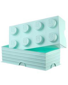 Lego Storage Storage Brick mintgrün