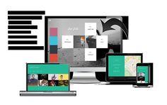 Fun Folio Wordpress Theme by Made in Cardiff on @creativemarket