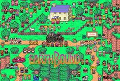 Earthbound by Valag