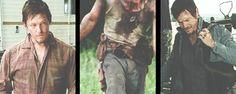 The Walking Dead 3, Daryl Dixon, Norman Reedus, Hot
